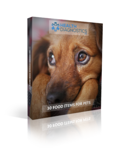 pet food allergy test