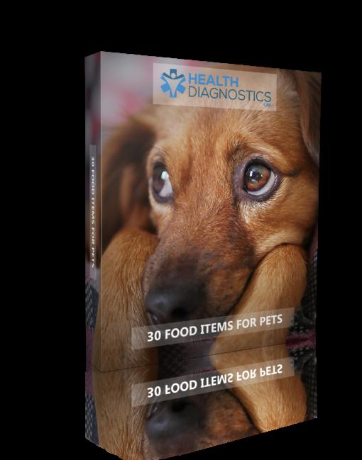 pet food allergy test